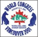 26mo Congresso Mondiale della WSAVA: atti on-line