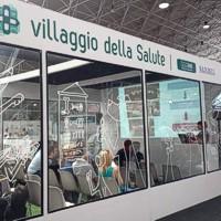 SUCCESSO DEL VILLAGGIO DELLA SALUTE