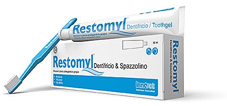 Restomyl® Dentifricio & Spazzolino