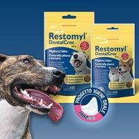 Restomyl® Dentalcroc: un premio di salute orale