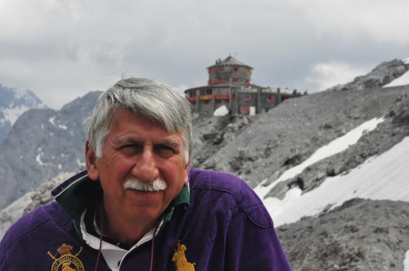 Professor Carlo Maria Mortellaro