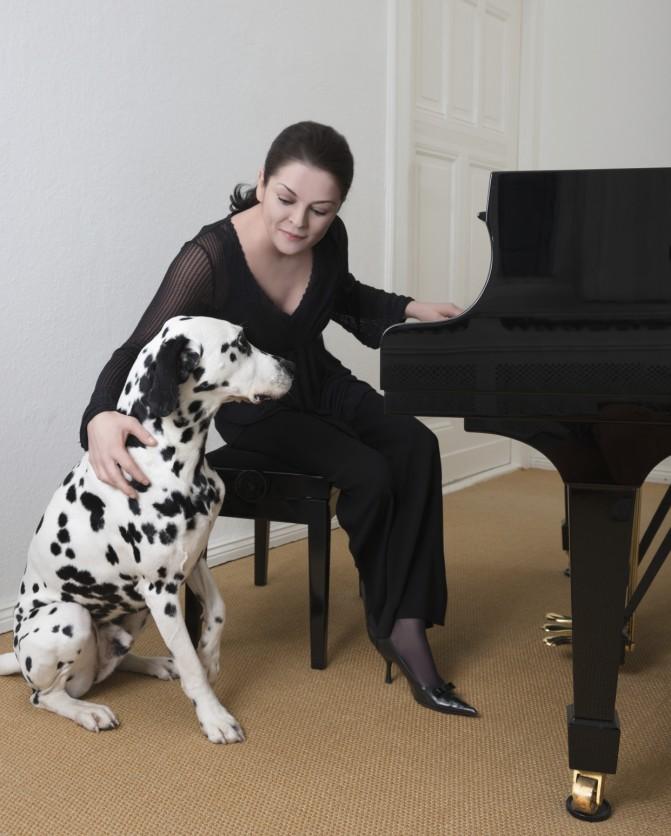 Musicoterapia per cani sotto stress