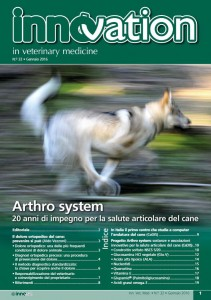 Arthro system. 20 anni di impegno per la salute articolare del cane