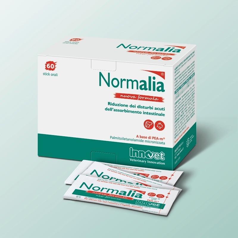 Normalia® nuova formula, più attivo nei disturbi intestinali