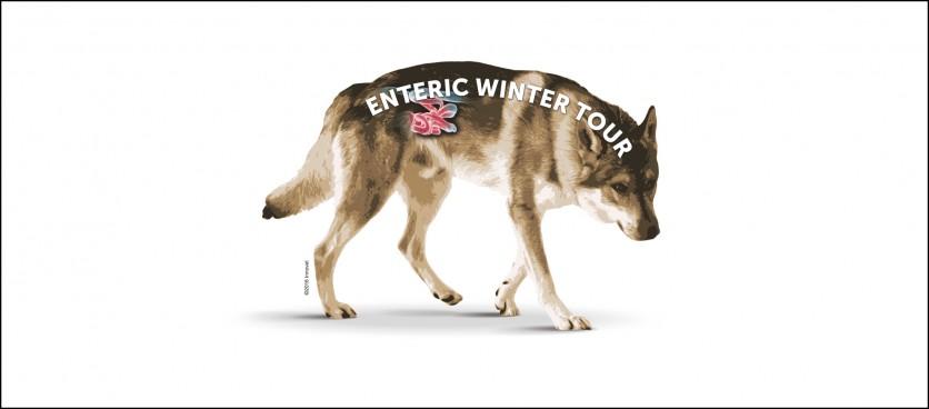 Enteric Winter Tour: a Bari prima tappa 2017