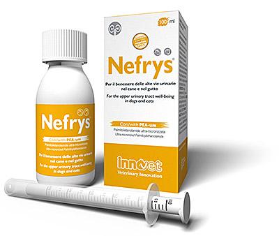 Nefrys Per Il Benessere Delle Alte Vie Urinarie Nel Cane E Nel