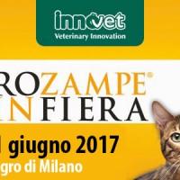 Innovet è a Milano con QuattroZampeinFiera