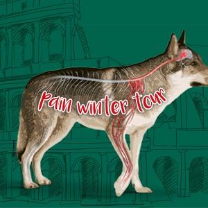 Il Pain Winter Tour fa tappa a Roma