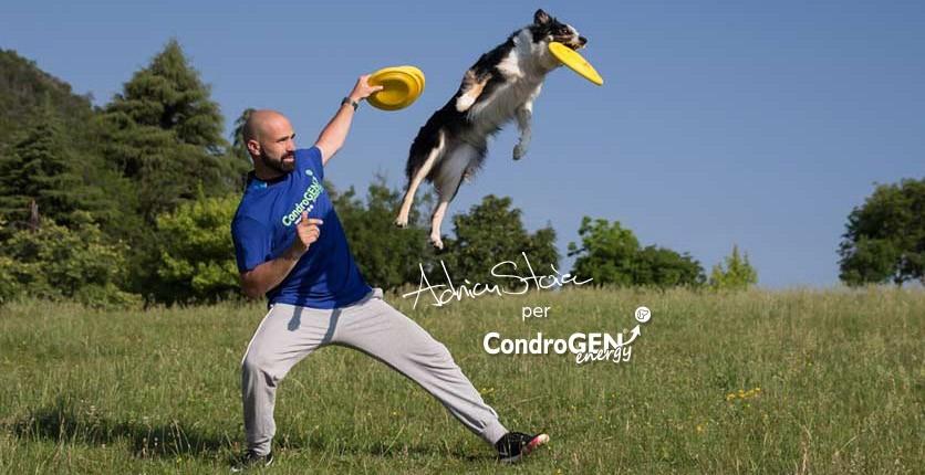 Un corso per diventare Disc Dog Trainer