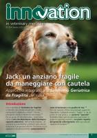Jack: un anziano fragile da maneggiare con cautela. Approccio integrato alla Sindrome Geriatrica da Fragilità del cane.