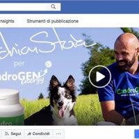 Condrogen® sbarca su Facebook