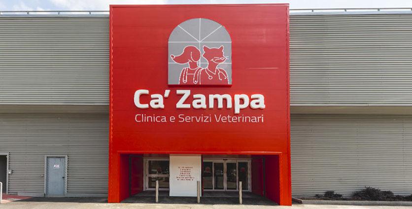 Ca' Zampa: la clinica veterinaria integrata