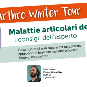 A Milano la prima tappa dell'Arthro Winter Tour