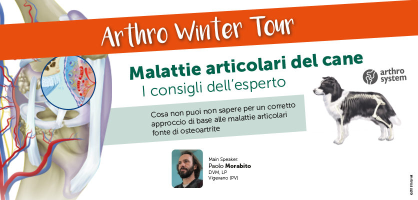 A Milano la prima tappa dell'Arthro Winter Tour