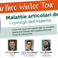 Artrho Winter Tour, un inizio scoppiettante!