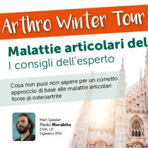 AWT 2018: serata di apertura a Milano