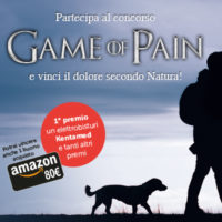 Game of Pain … e vinci il dolore secondo Natura!