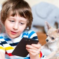 Dispositivi mobili per la salute di cani e … bambini