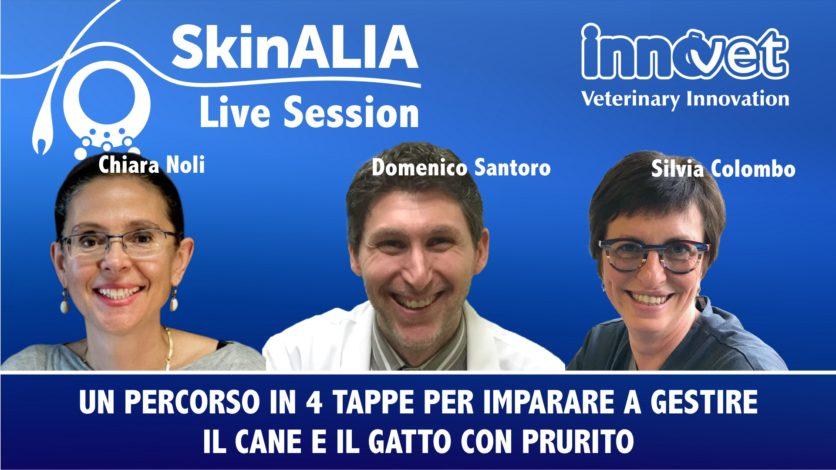 Skinalia® Live Session – QUARTA TAPPA – Question time, le domande le faccio a voi!
