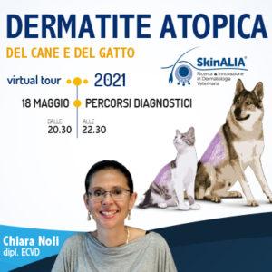 Prima tappa del Virtual Tour di Dermatologia con Chiara Noli