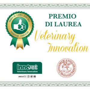"""Premio di laurea """"Veterinary Innovation"""""""