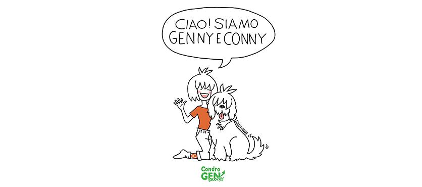 Le storie di Genny & Conny per la salute articolare