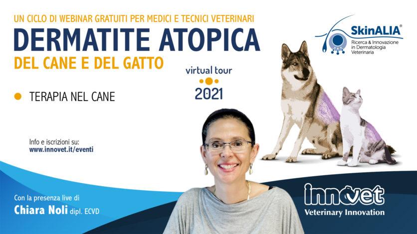 Dermatite atopica del cane e del gatto - Seconda Tappa